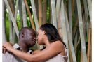 Engagement session at UNF University of North Florida Duval Jacksonville Florida