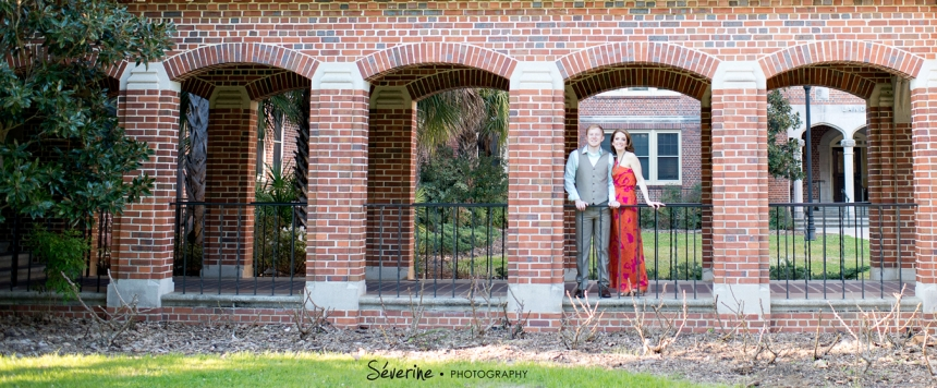 Florida State University Tallahassee Engagement Session