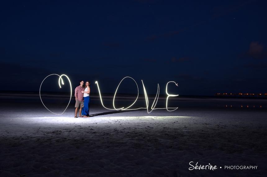 Jacksonville Beach Engagement