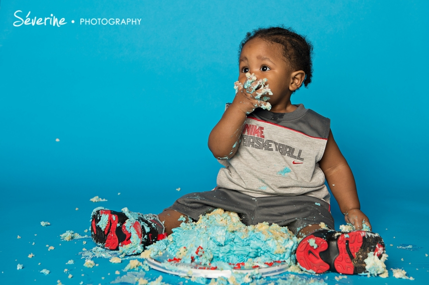 Smash the Cake Photo Session